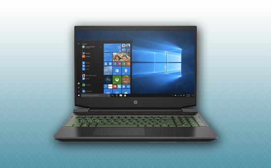 HP 22N66EA Pavilion Gaming 15-ec1057ur