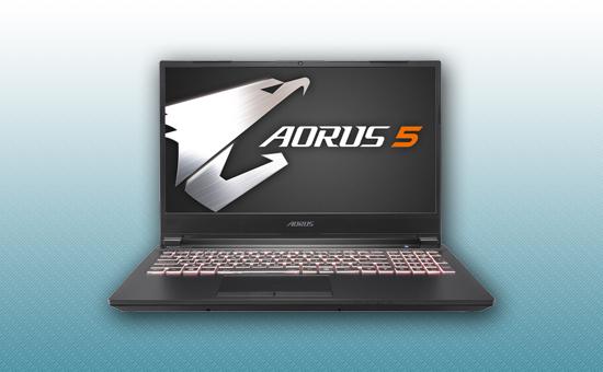 Gigabyte AORUS 5 KB-7RU1130SH