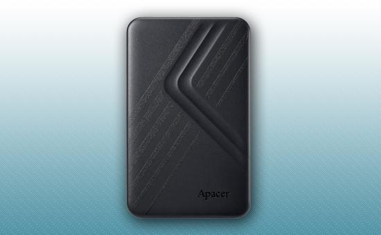 Внешний жесткий диск 1Tb Apacer AC236 2.5