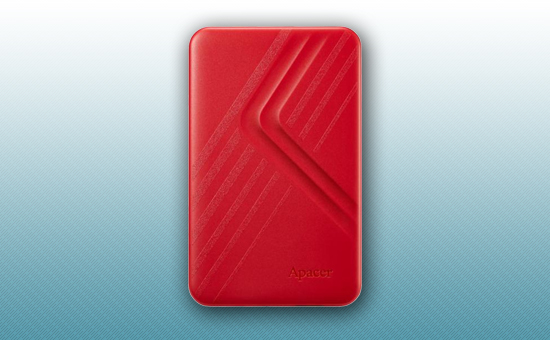 """Внешний жесткий диск 1Tb Apacer AC236 2.5"""" USB 3.1 Gen 1"""