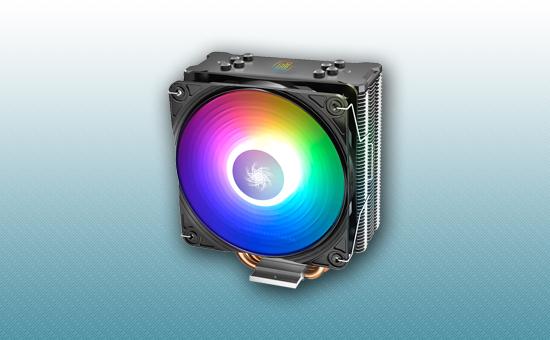 Воздушное охлаждение DEEPCOOL GAMMAXX GT A-RGB