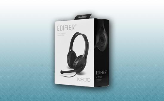 Наушники Edifier K800