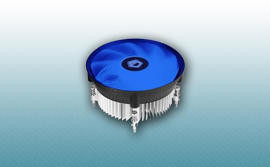 Воздушное охлаждение ID-COOLING DK-03i PWM Blue