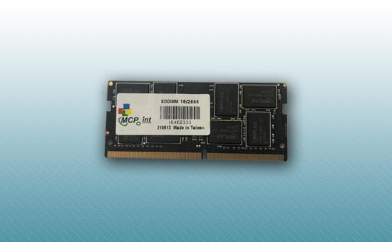 Оперативная память SO-DIMM DDR4 16GB  MCPoint