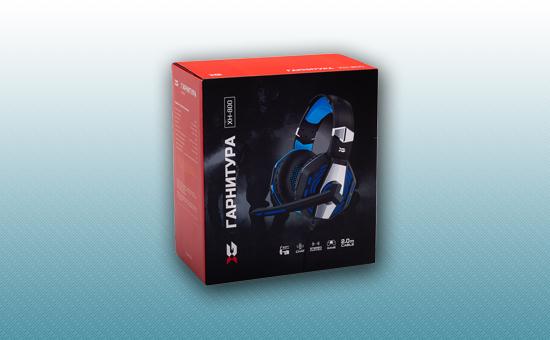 Наушники X-Game XH-800