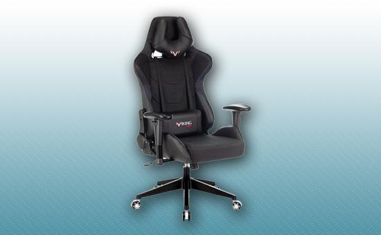 Кресло игровое Zombie VIKING 4 AERO черный [[VIKING-4-AERO-BK]]