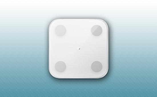 Умные весы Xiaomi Mi Body Composition Scale 2 [XMTZC05HM / NUN4048GL]
